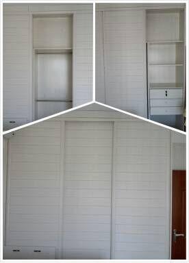 主卧2.5米长的衣柜