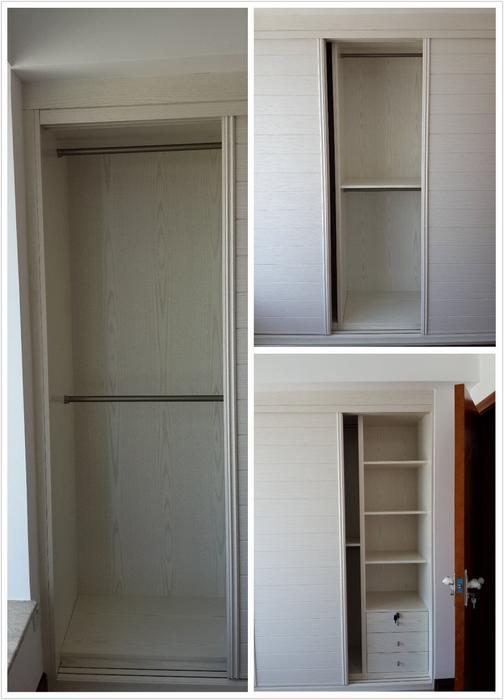 次卧2.1的衣柜