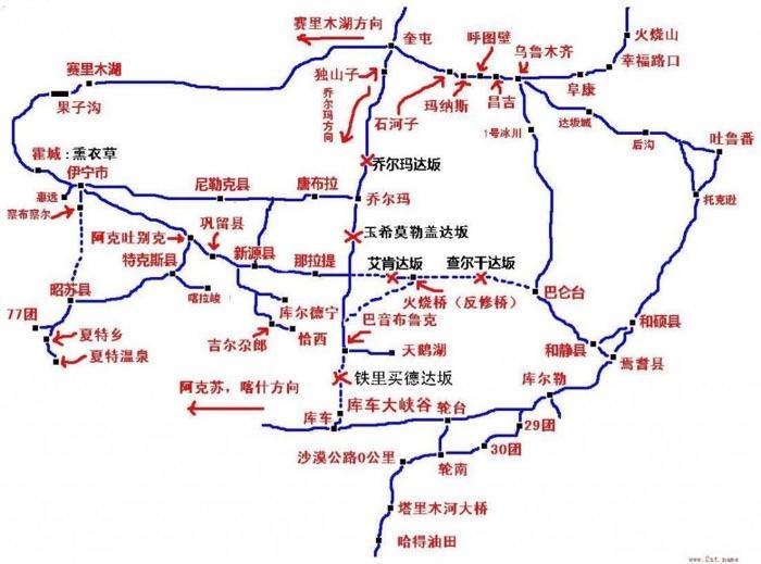 【6月旅游王】美丽的伊犁河谷(大量图片出没请wifi下观看)