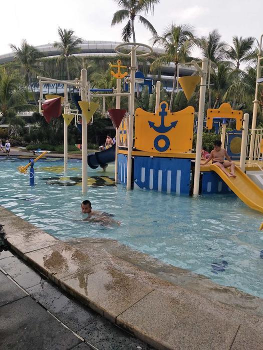 酒店水上乐园