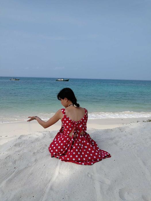 伯沙的沙滩