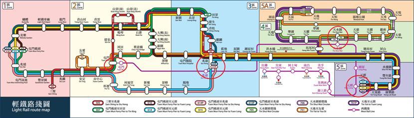 玩转hk不只坐港铁,各大交通超方便