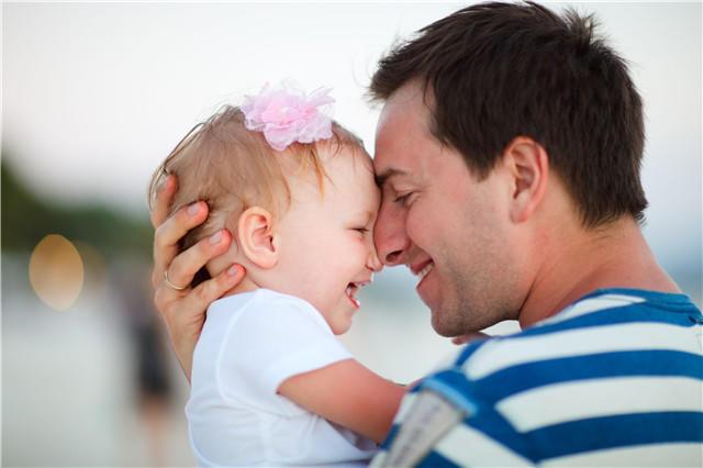 抱着,宝宝,婴儿呢,父亲,男性,高兴,.jpg