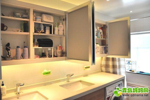 喜欢这样超大的镜柜,臭美和收纳兼备.jpg
