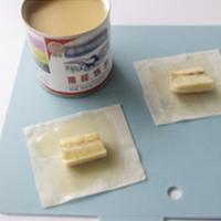 香蕉炼奶糖果 步骤.png