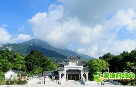 深圳到惠州博罗罗浮山自驾游路线攻略