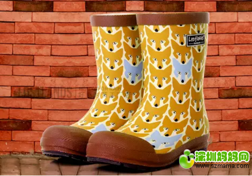 推荐丨深圳下雨了,备双美美哒雨鞋,防防雨戏戏水吧图片