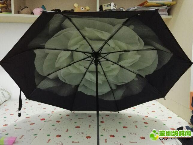 求蕉下太阳伞