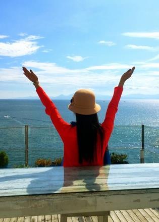 在苍山洱海 感受海天一色