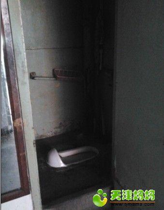 一平米多的厕所