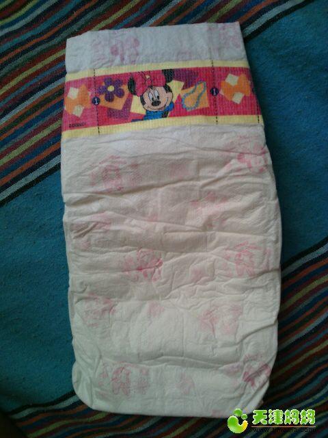转妈咪宝贝女宝XL纸尿裤图片