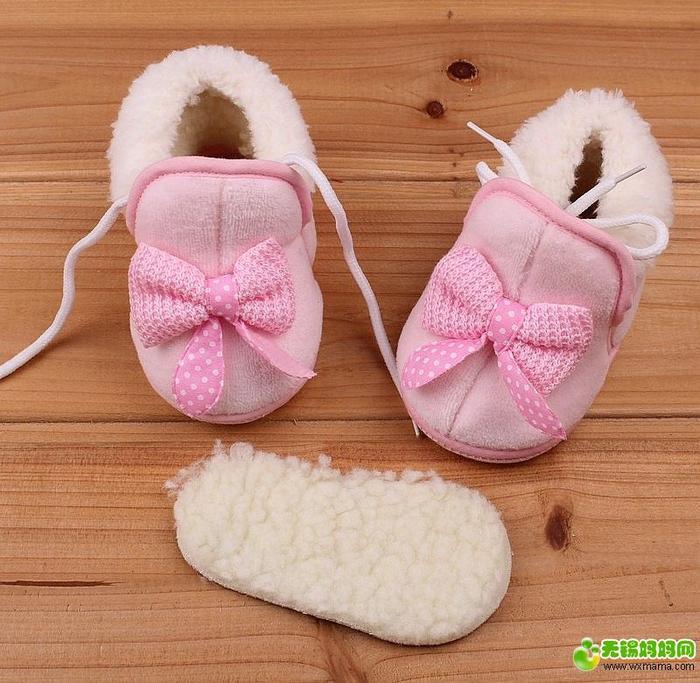宝宝冬季棉鞋保暖鞋