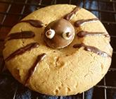蜘蛛花生酱曲奇