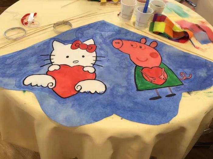 闺蜜的KITTY猫和粉红猪